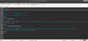Notepad++ Ubuntu
