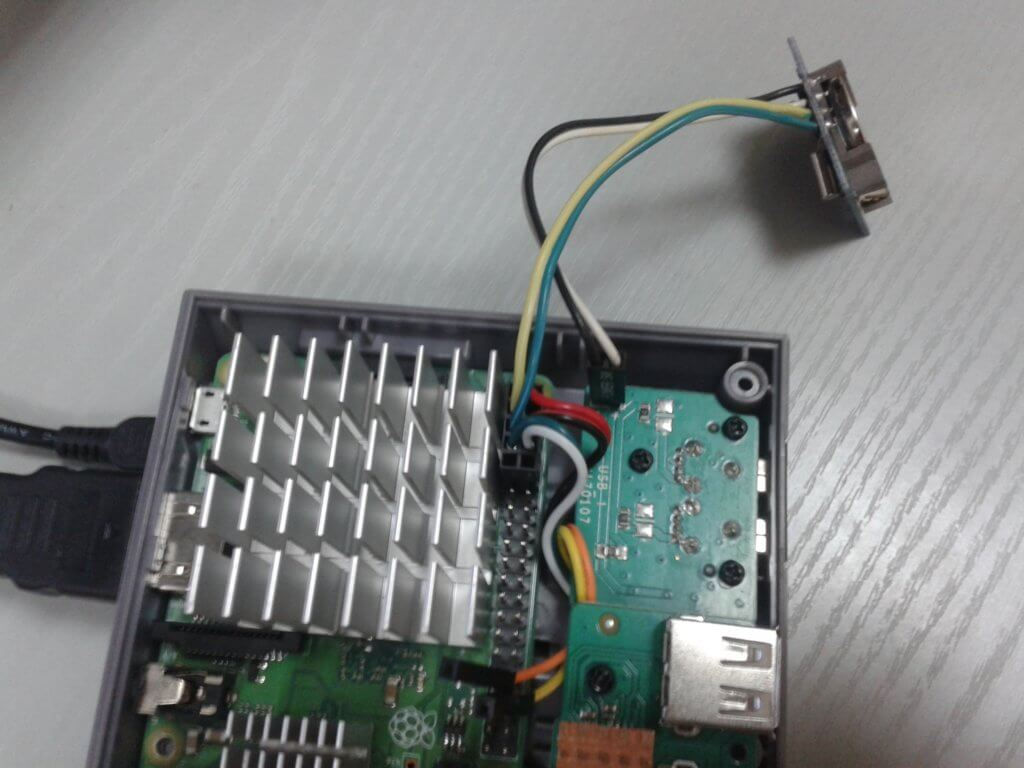 DS1307 Raspberry PI 3
